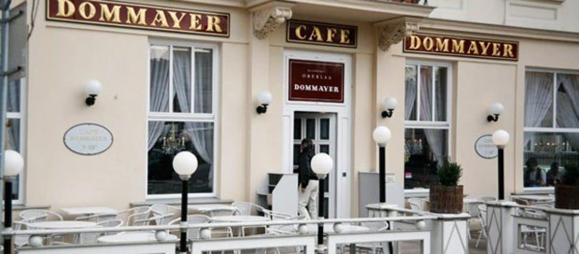 Cafe Dommayer